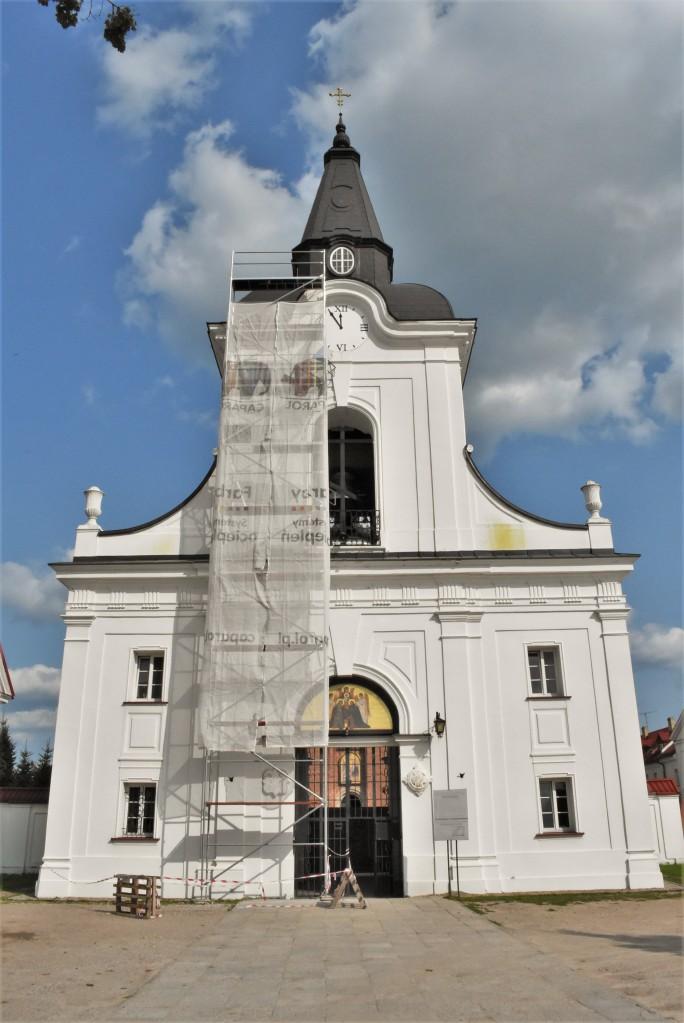 Zdjęcia: Supraśl, Podlasie, Supraśl, furta klasztorna, POLSKA
