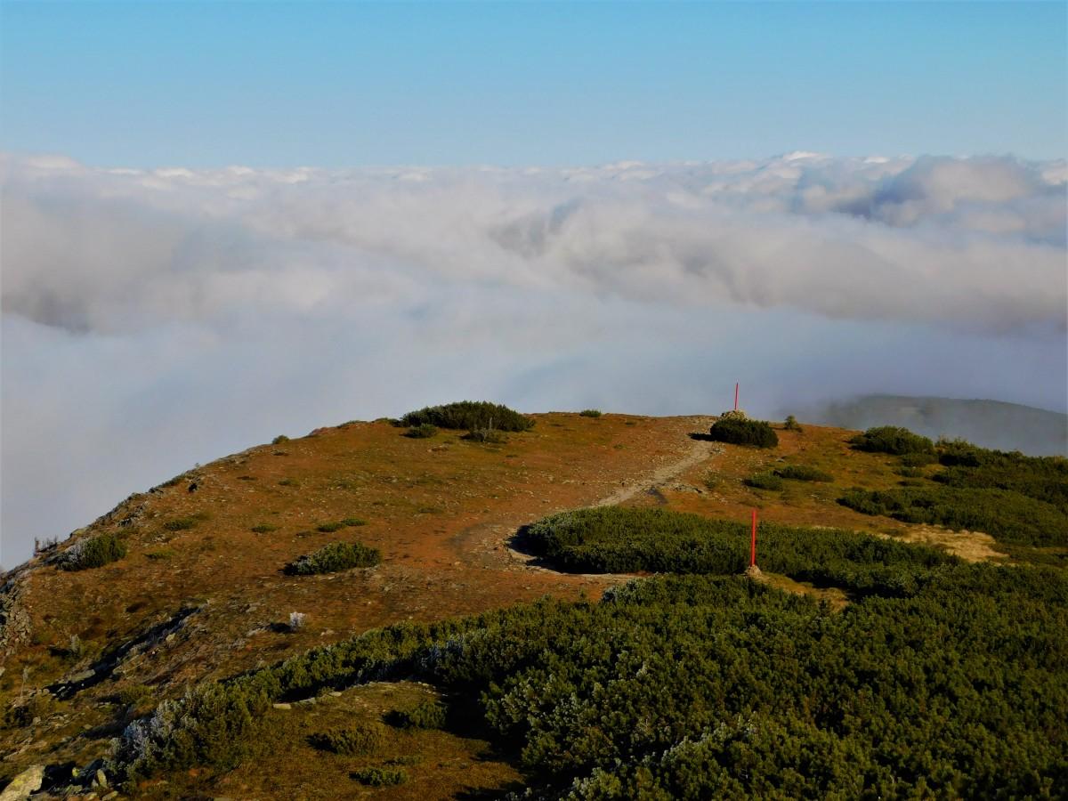 Zdjęcia: babia góra, Beskidy, powyżej chmur..., POLSKA