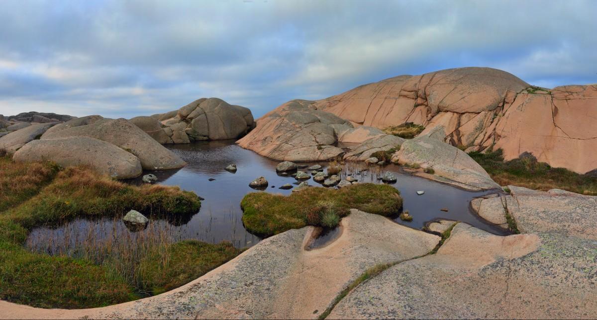 Zdjęcia: Lysekil, Vastra Gotaland, Szwedzkie krajobrazy, SZWECJA