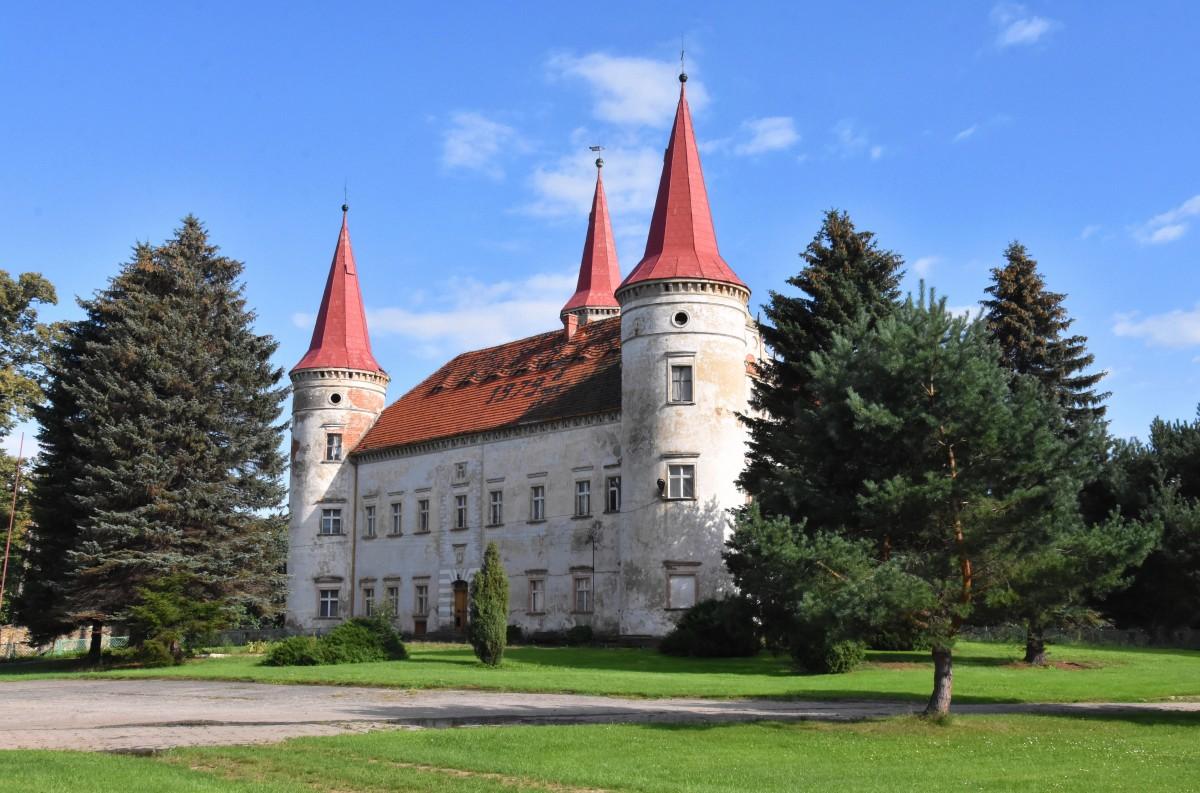Zdjęcia: Stoszowice, województwo dolnośląskie, Zamek w Stoszowicach, POLSKA