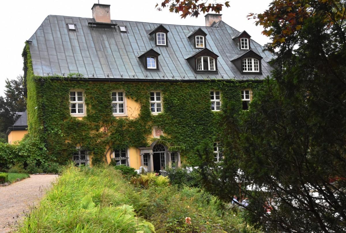 Zdjęcia: Staniszów Górny, województwo dolnośląskie, Pałac w Staniszowie Górnym, POLSKA