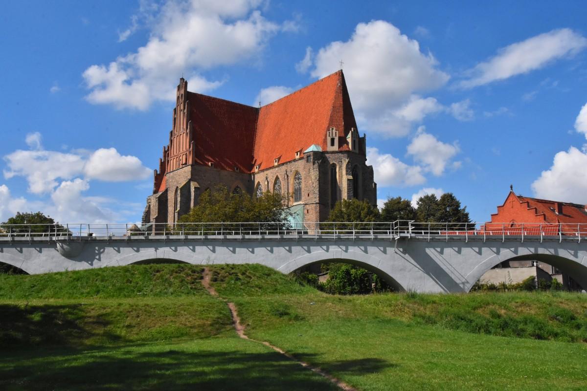 Zdjęcia: Strzegom, województwo dolnośląskie, Bazylika kolegiacka w Strzegomiu, POLSKA