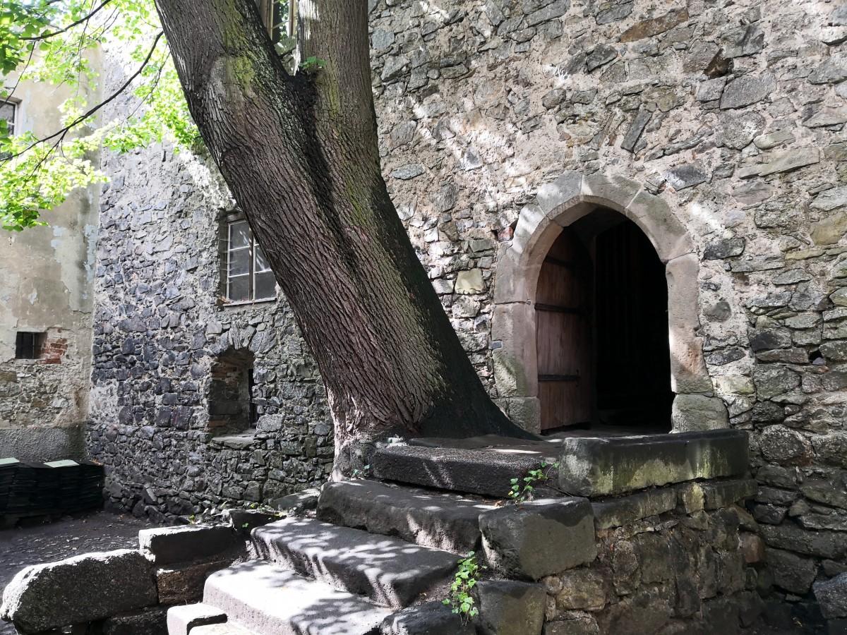 Zdjęcia: Siędlęcin, Dolny Śląsk, Kontynuując rozpoczęty temat - Siedlęcin od środka, POLSKA