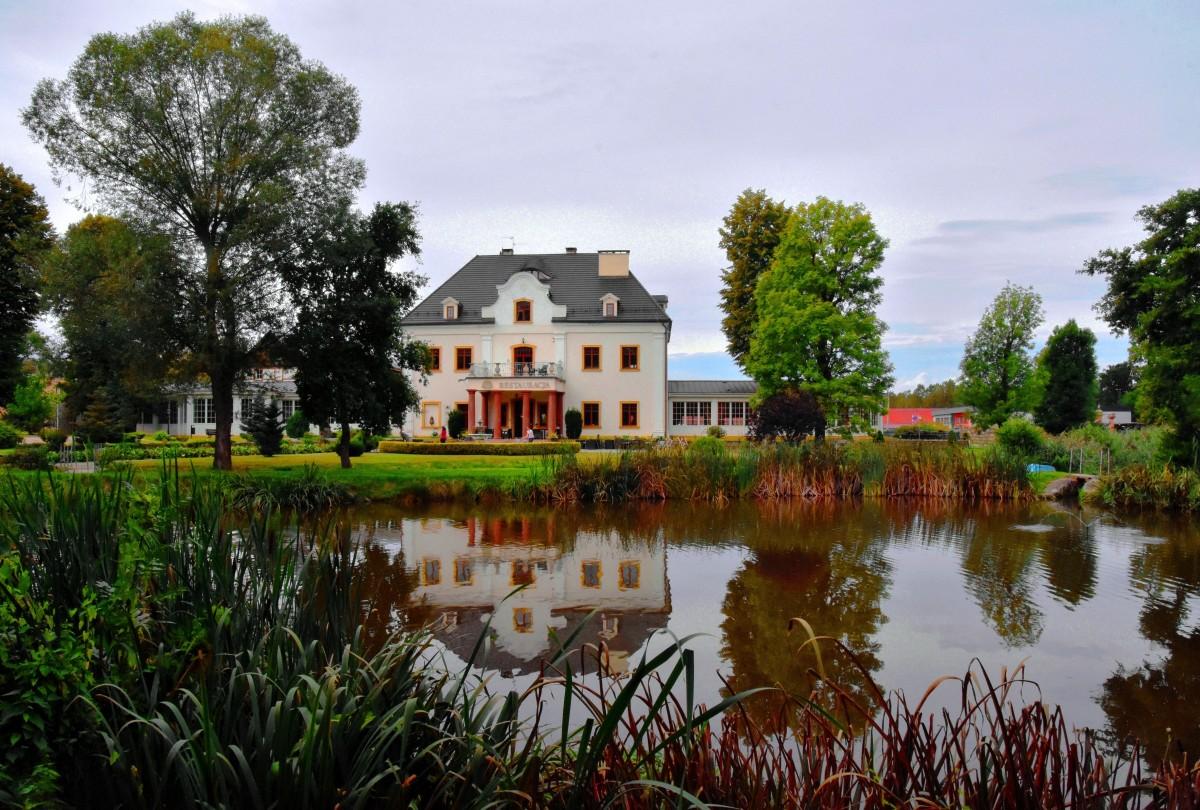 Zdjęcia: Staniszów Dolny, województwo dolnośląskie, Pałac w Staniszowie Dolnym, POLSKA