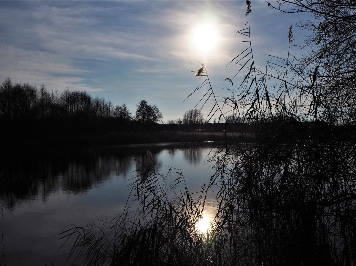 Zdjęcia: Szachty, Wielkopolska, cienie coraz dłuższe, a dni za to krótsze..., POLSKA