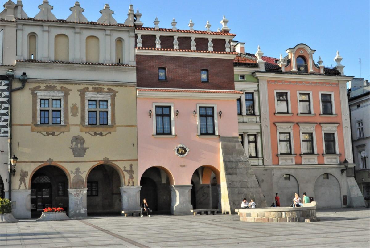 Zdjęcia: Tarnów, Małopolska, Tarnów, rynek, POLSKA
