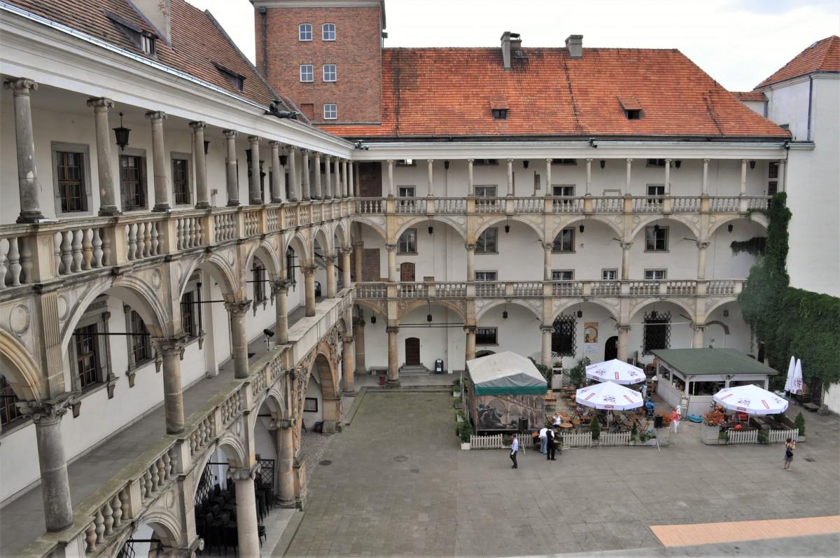 Zdjęcia: Brzeg, Śląsk Opolski, Brzeg, zamek, POLSKA