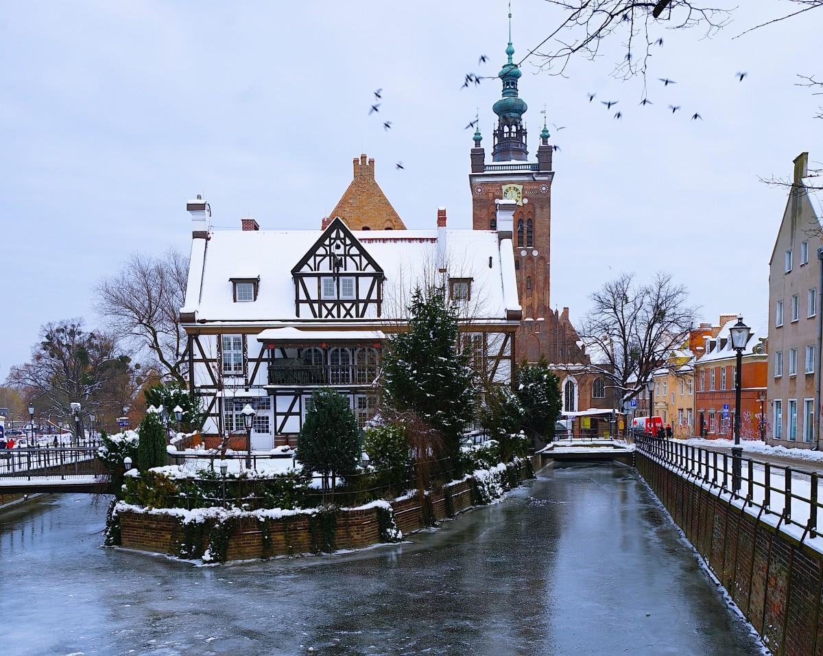 Zdjęcia: Gdańsk, Pomorze, Wyspa młyńska, POLSKA