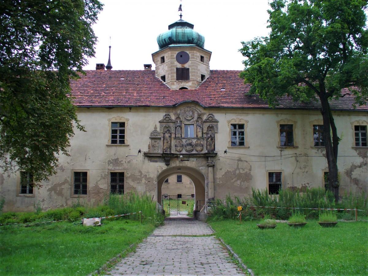 Zdjęcia: Głogówek, Śląsk Opolski, Zamek, Gogówek, POLSKA