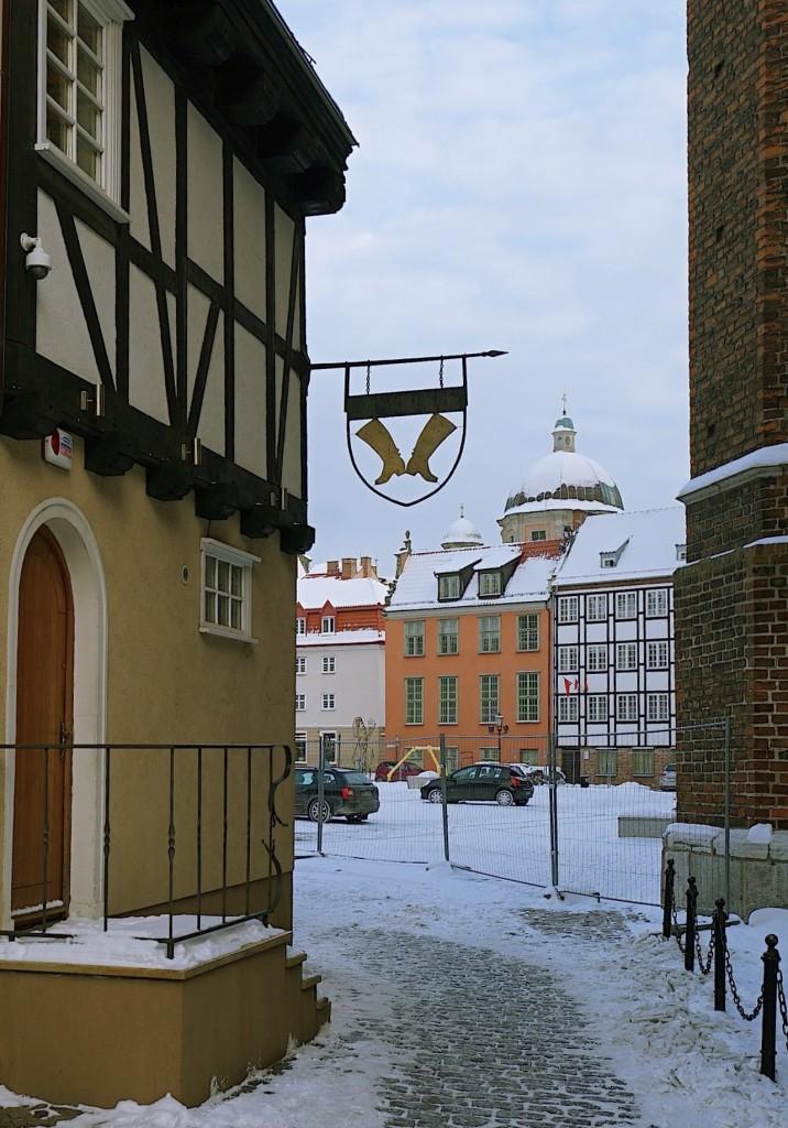 Zdjęcia: Gdańsk, Pomorze, Zaułek Szewski, POLSKA