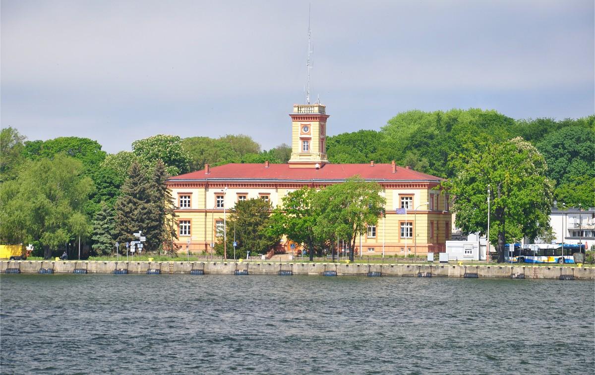 Zdjęcia: Świnoujście, zachodniopomorskie, Kapitanat Portu, POLSKA