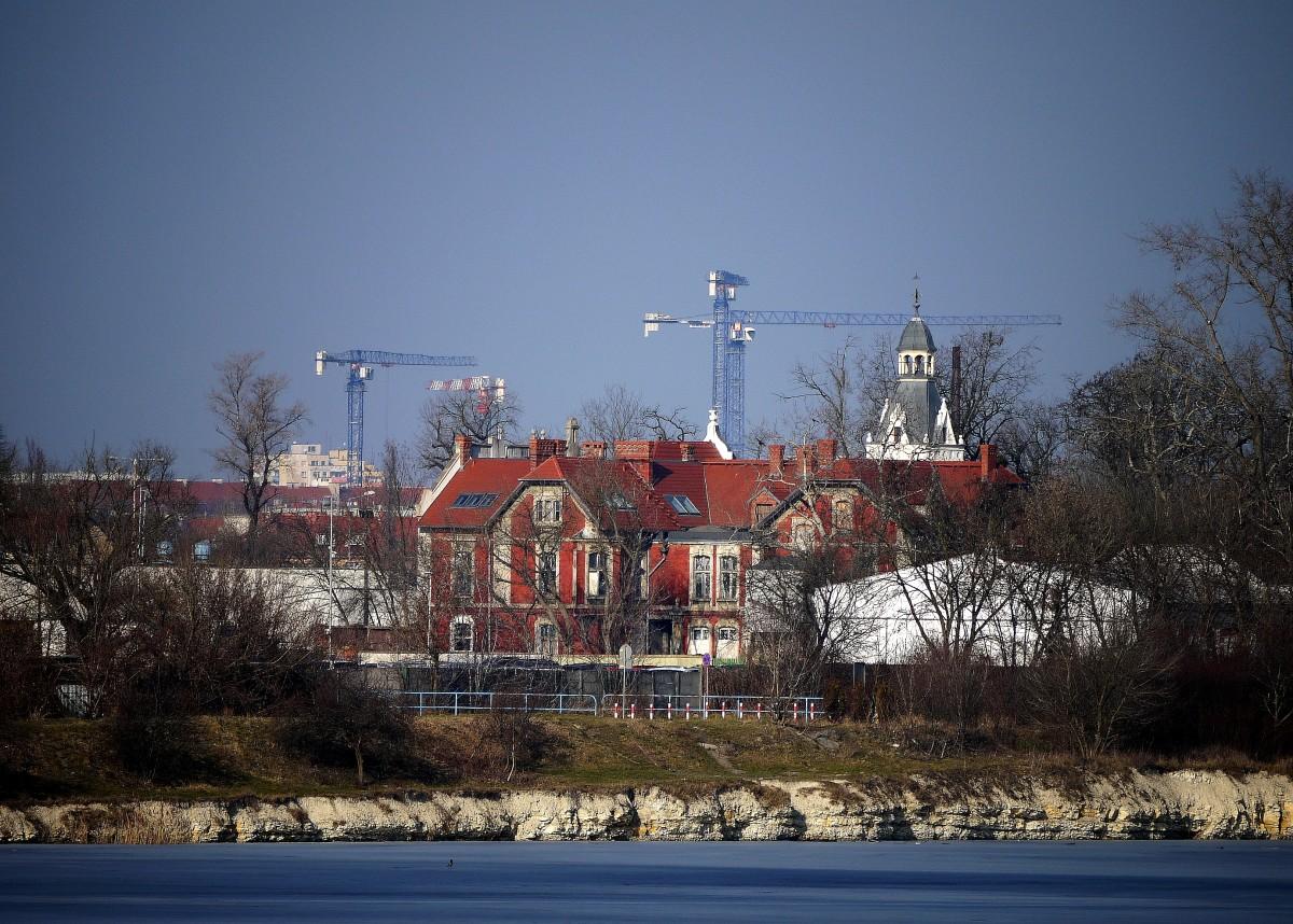 Zdjęcia: Opole, opolskie, Niezamieszkały pałac fabrykanta, POLSKA