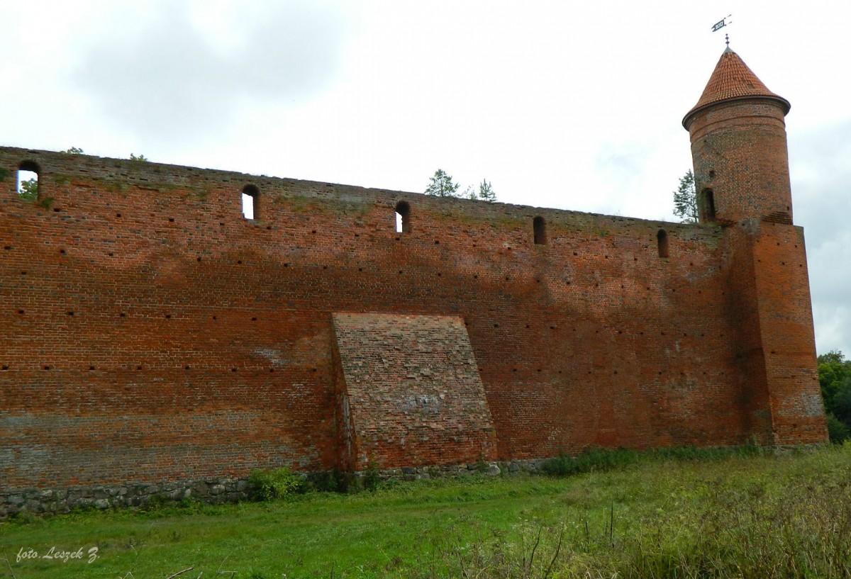 """Zdjęcia: Szymbark koło Iławy., warmińsko-mazurskie, Szymbark - Ruiny zamku (na życzenie """"juras48"""")2., POLSKA"""
