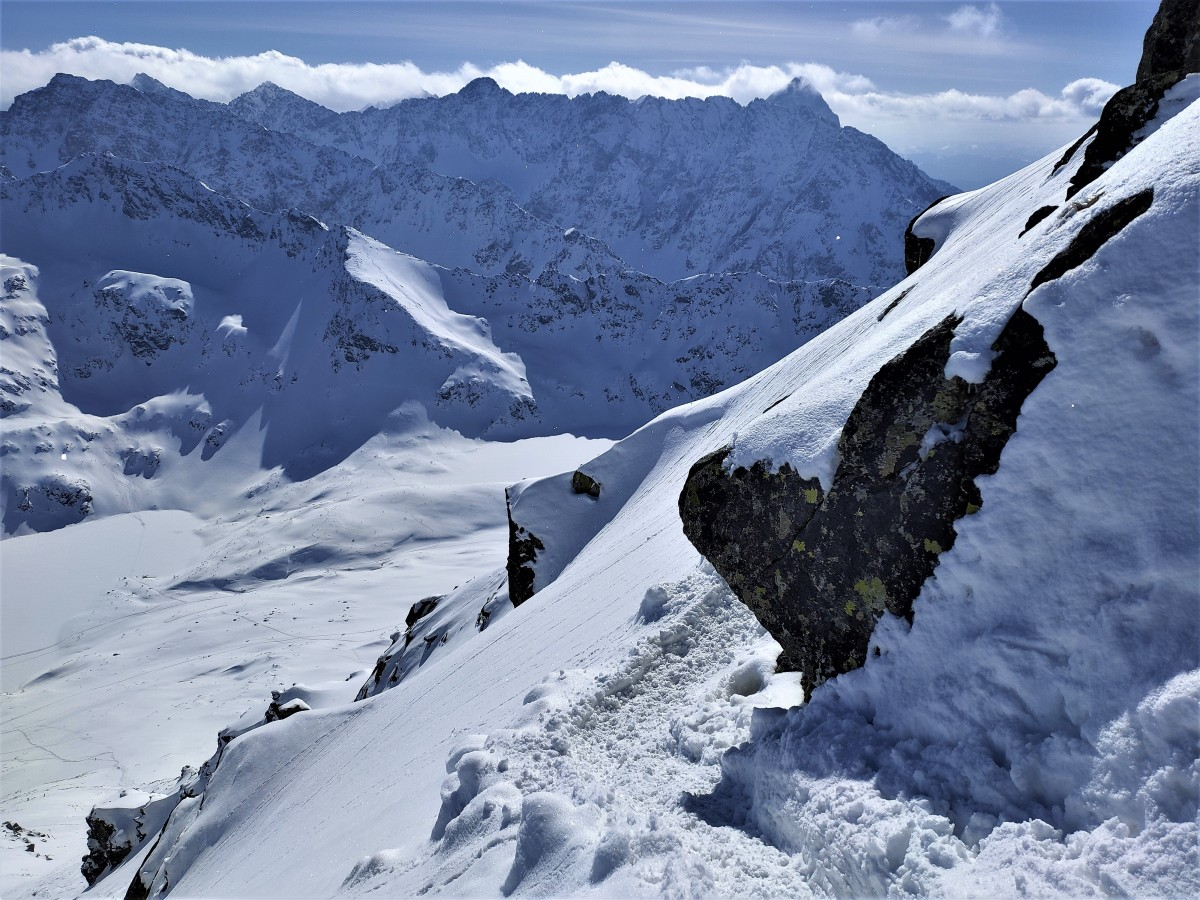 Zdjęcia: Kozi Wierch, Tatry, pod szczytem Koziego , POLSKA