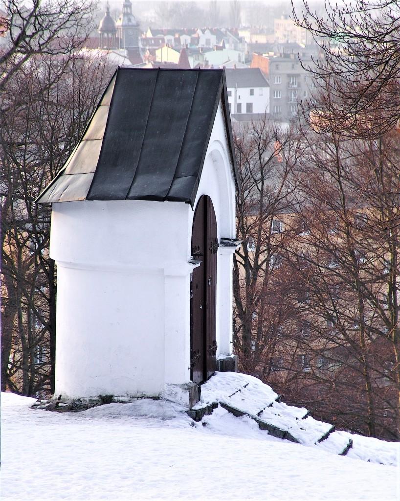 Zdjęcia: Wejherowo, Pomorze, Jedna z kapliczek Kalwarii Wejherowskiej, POLSKA