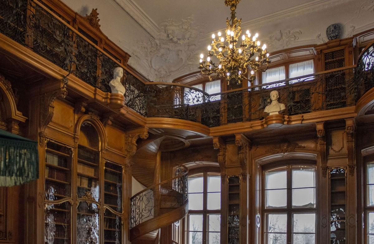 Zdjęcia: Rogalin, wielkopolskie, Pałac w Rogalinie, POLSKA