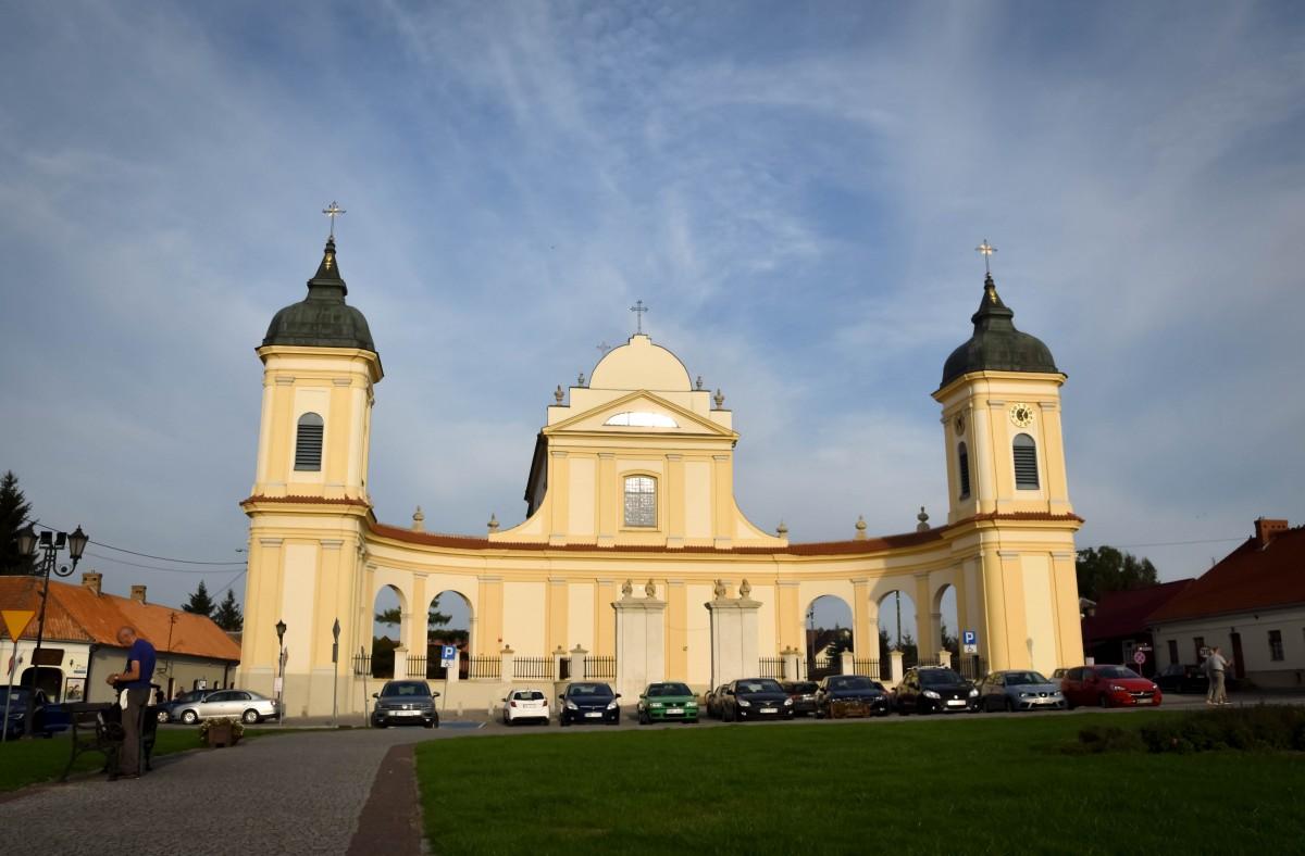 Zdjęcia: Tykocin, Podlasie, Kościół Trójcy Przenajświętszej w Tykocinie, POLSKA