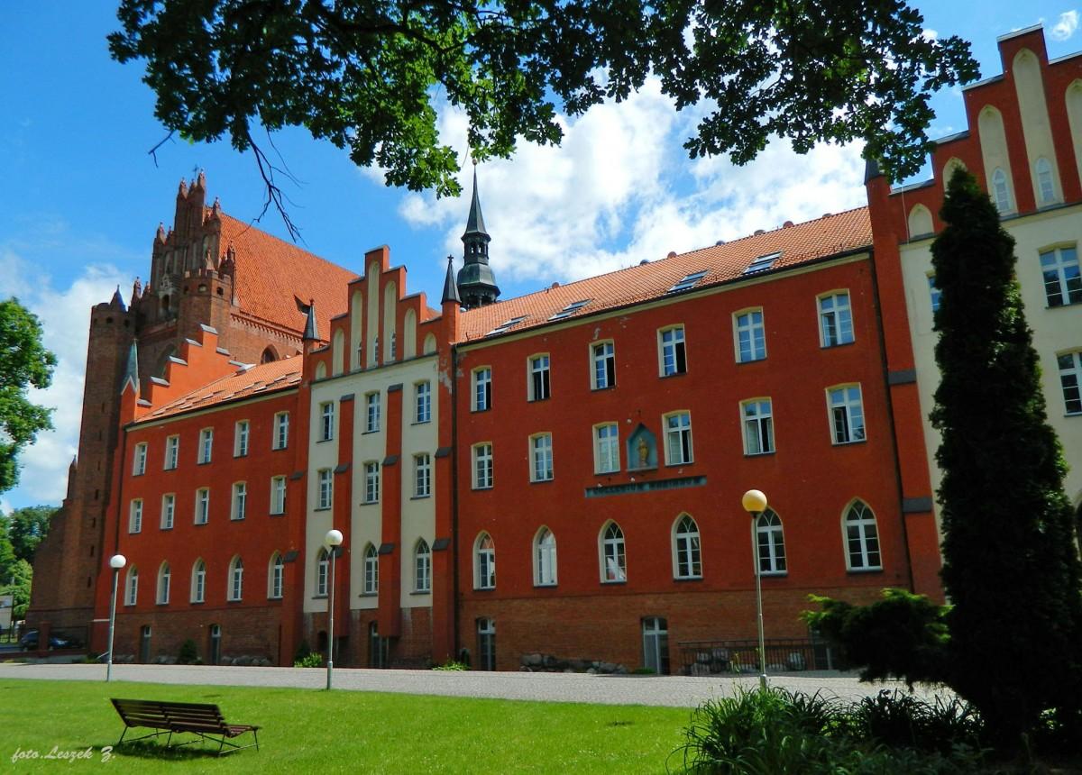 Zdjęcia: pow.Tczew., woj.pomorskie., Pelplin - Collegium Marianum - Liceum Katolickie., POLSKA