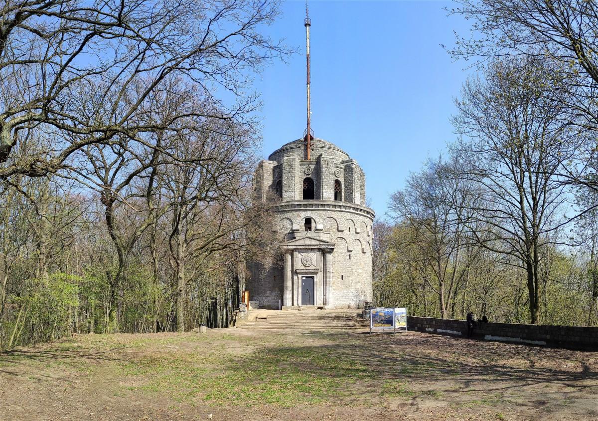 Zdjęcia: Szczecin, zachodniopomorskie, Wieża Gocławska, POLSKA