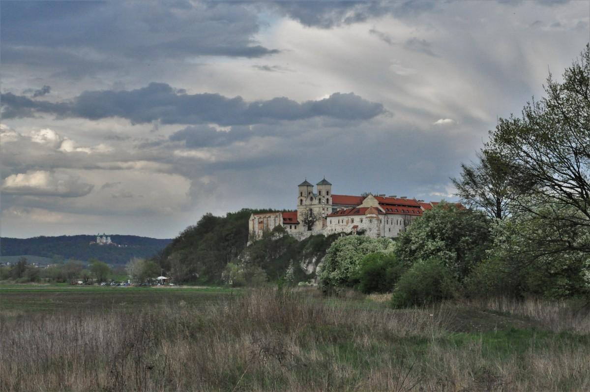 Zdjęcia: Kraków, Małopolska, Klasztor w Tyńcu i na Bielanach, POLSKA