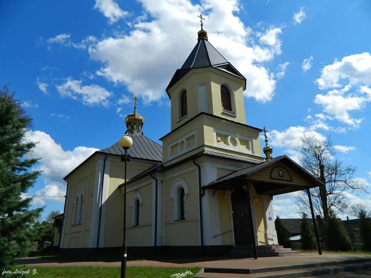 Zdjęcia: pow.siemiatycki., woj.podlaskie., Żerczyce - cerkiew pw.św.Dymitra Sołuńskiego., POLSKA