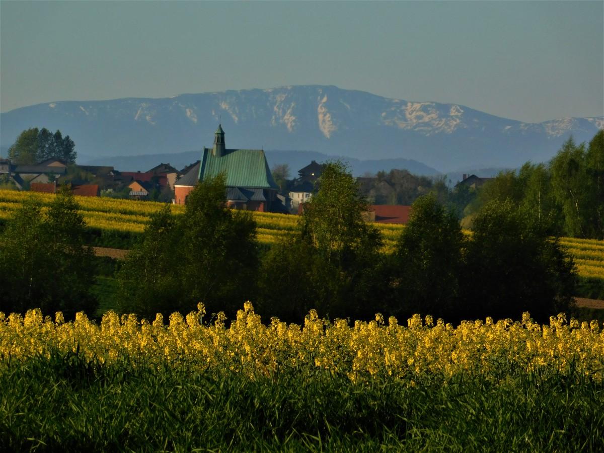 Zdjęcia: dolina karpia, małopolska, Góry i doliny, POLSKA