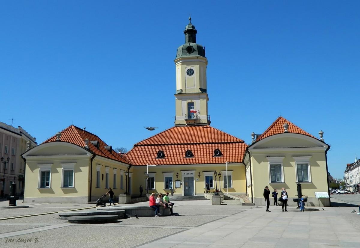 Zdjęcia:  Nizina Północnopodlaska., woj.podlaskie., Białystok - Ratusz., POLSKA