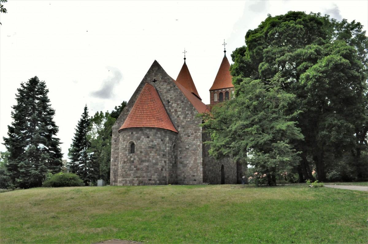 Zdjęcia: Inowrocław, Kujawsko Pomorskie, Inowrocław, Kościół romański, POLSKA