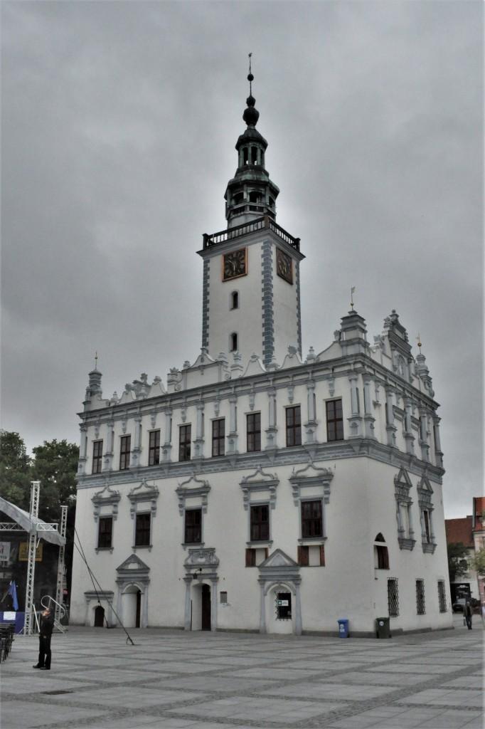 Zdjęcia: Chełmno, Kujawsko Pomorskie, Chełmo, ratusz, POLSKA