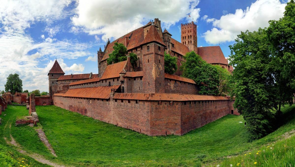 Zdjęcia: Malbork, pomorskie, Zamek w Malborku, POLSKA