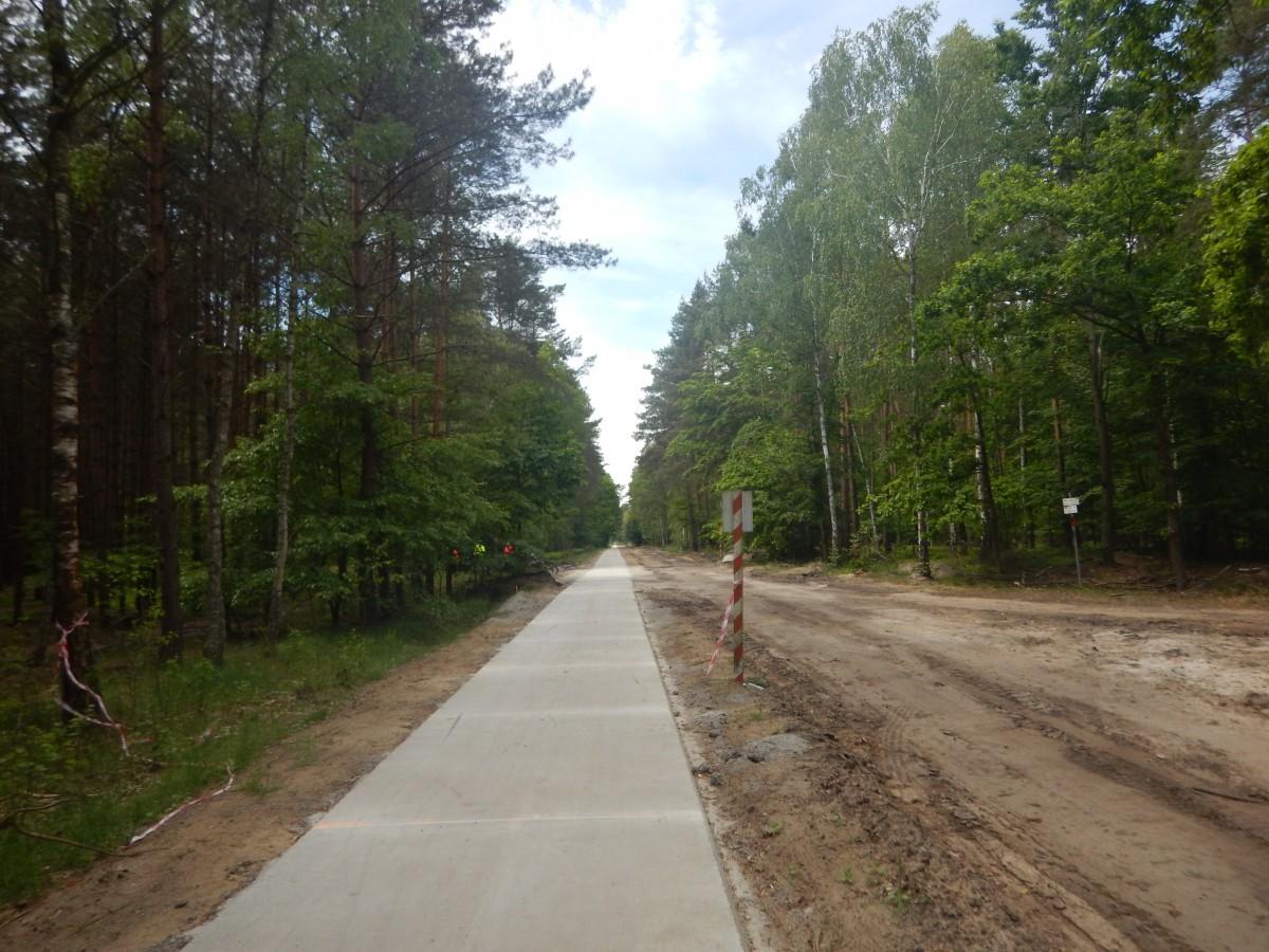 Zdjęcia: Milicz - Żmigród, Dolny Śląsk, Park Krajobrazowy Dolina Baryczy - rowerem., POLSKA
