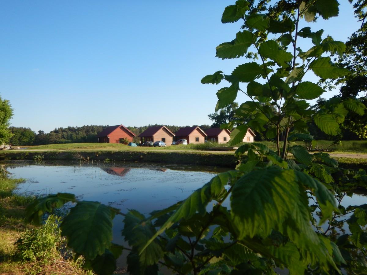 Zdjęcia: Miejsce biwakowe, Dolny Śląsk, Camping - Ostoja., POLSKA
