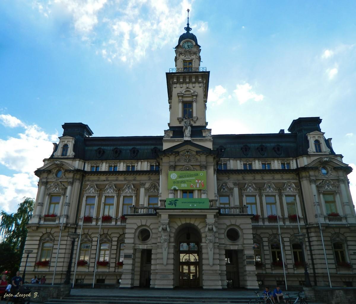 Zdjęcia: Nowy Sącz., woj.małopolskie., Nowy Sącz - Ratusz., POLSKA
