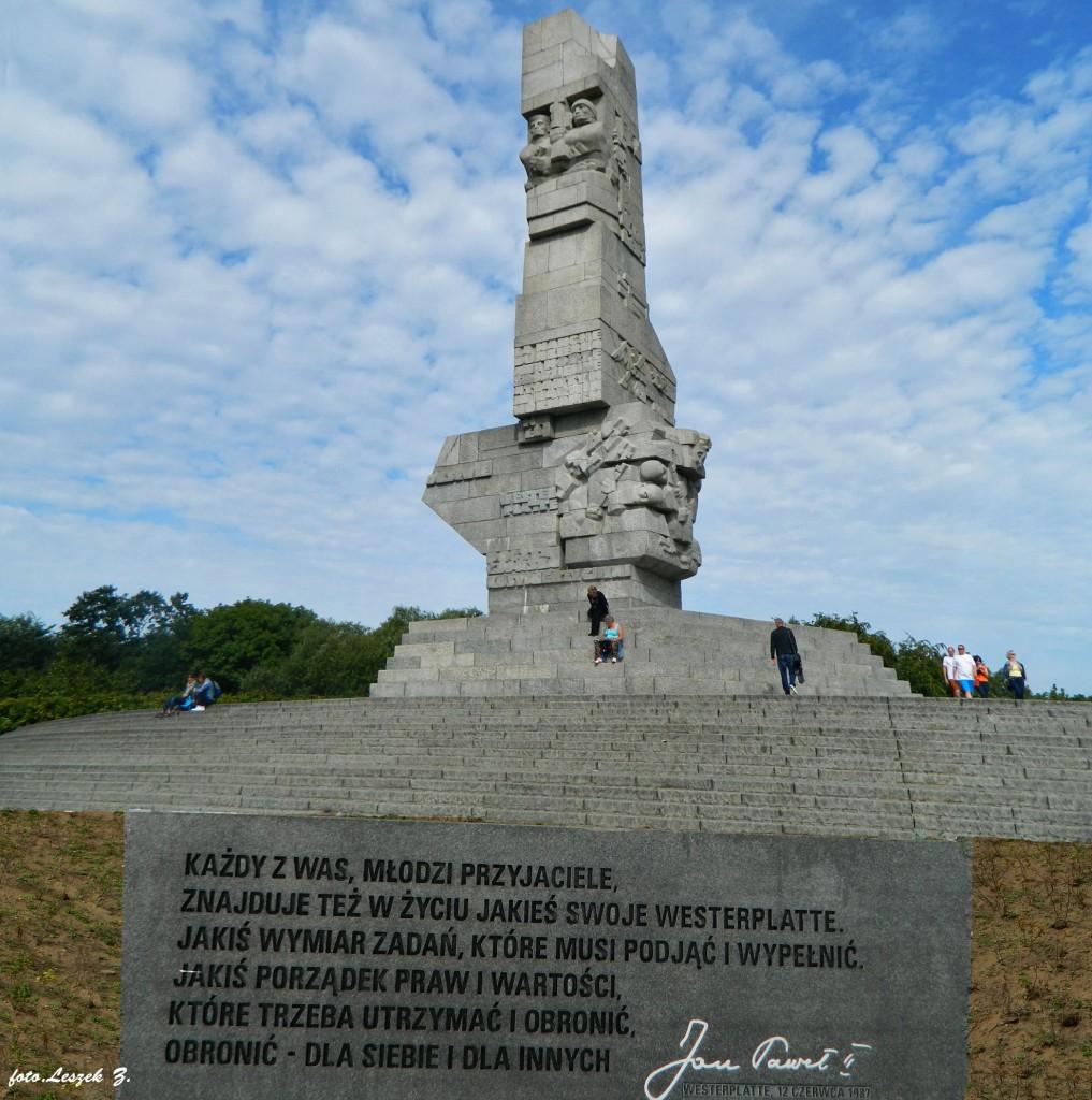 Zdjęcia: Westerplatte., woj.pomorskie., Westerplatte - Początek II wojny światowej., POLSKA
