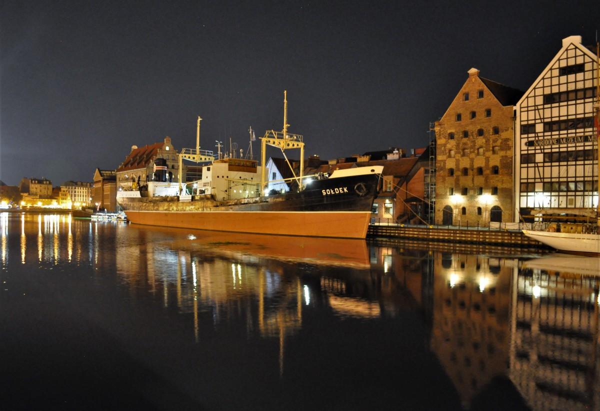 Zdjęcia: Gdańsk, Pomorze, Gdańsk, wyspa ołowianka, POLSKA