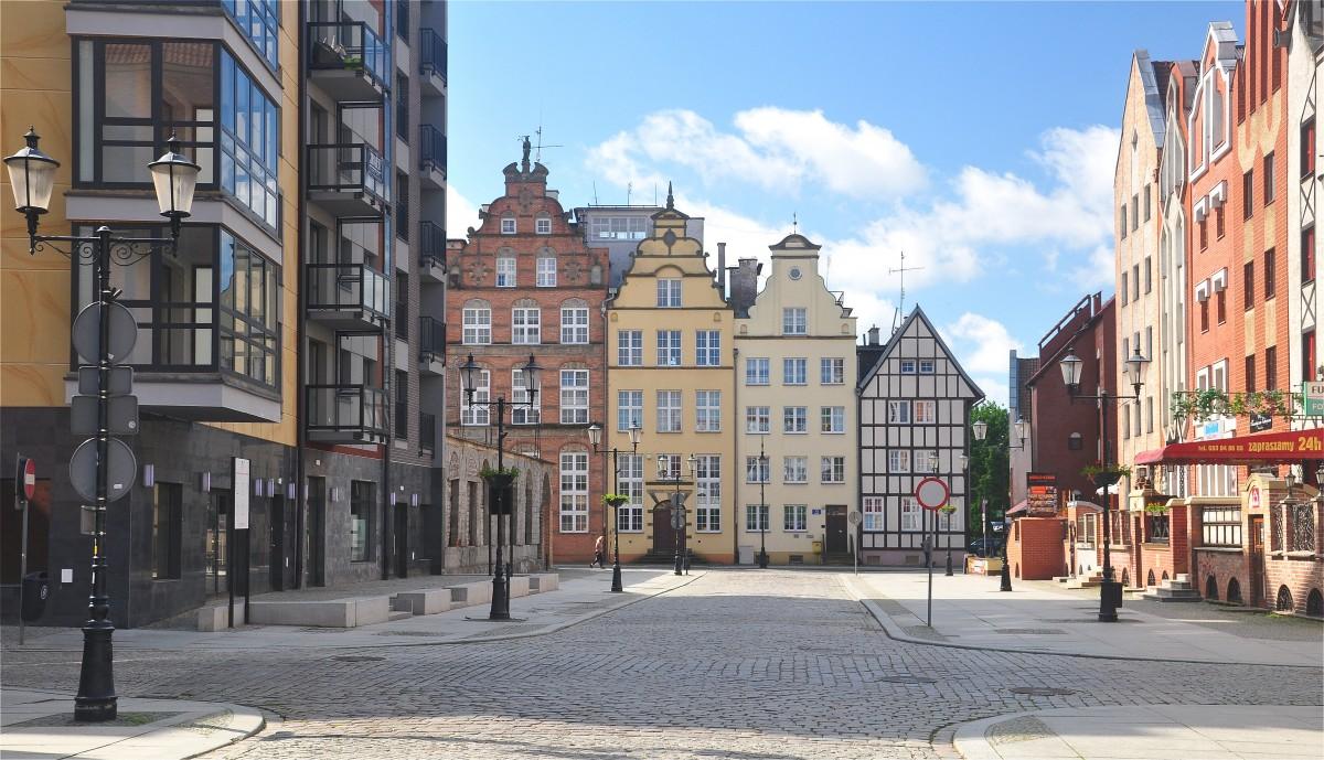 Zdjęcia: Elbląg, warmińsko-mazurskie, Stare Miasto w Elblągu, POLSKA