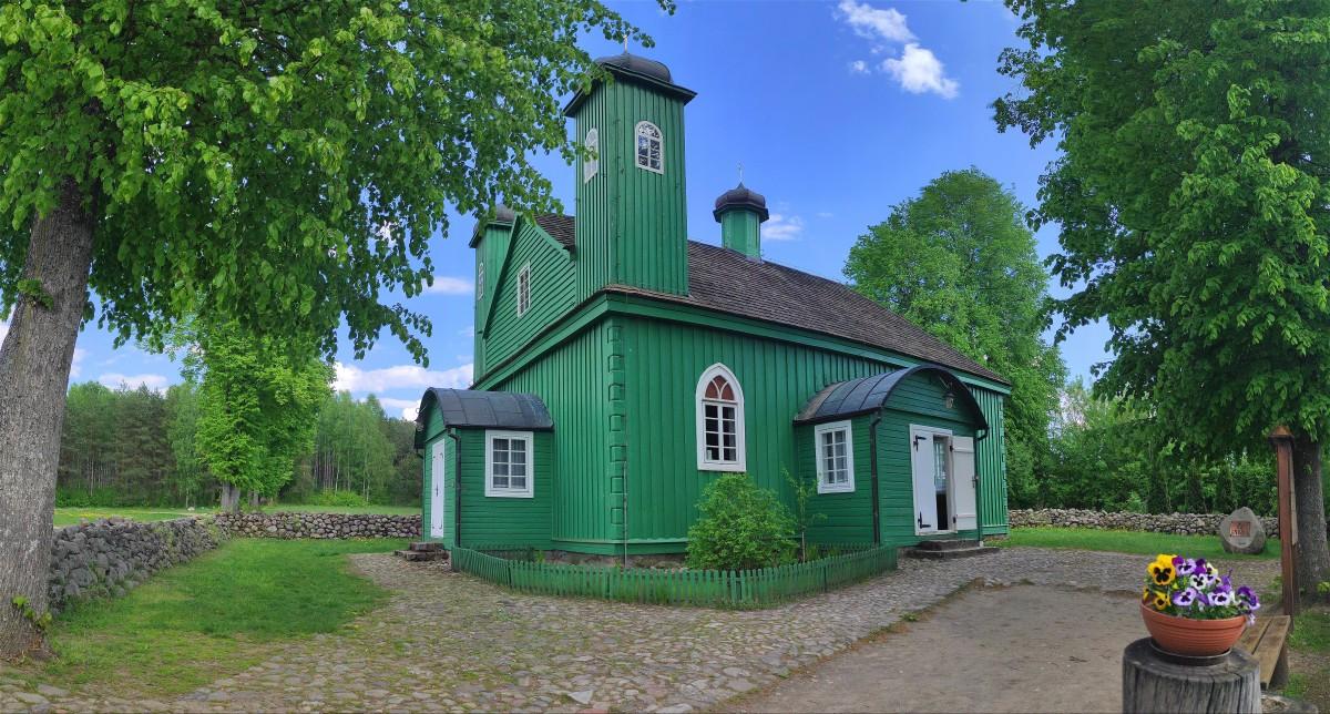 Zdjęcia: Kruszyniany, podlaskie, Meczet w Kruszynianach, POLSKA
