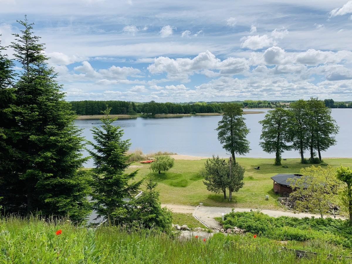 Zdjęcia: Jezioro Lubie , Drawsko , Pojezierze Drawskie , POLSKA