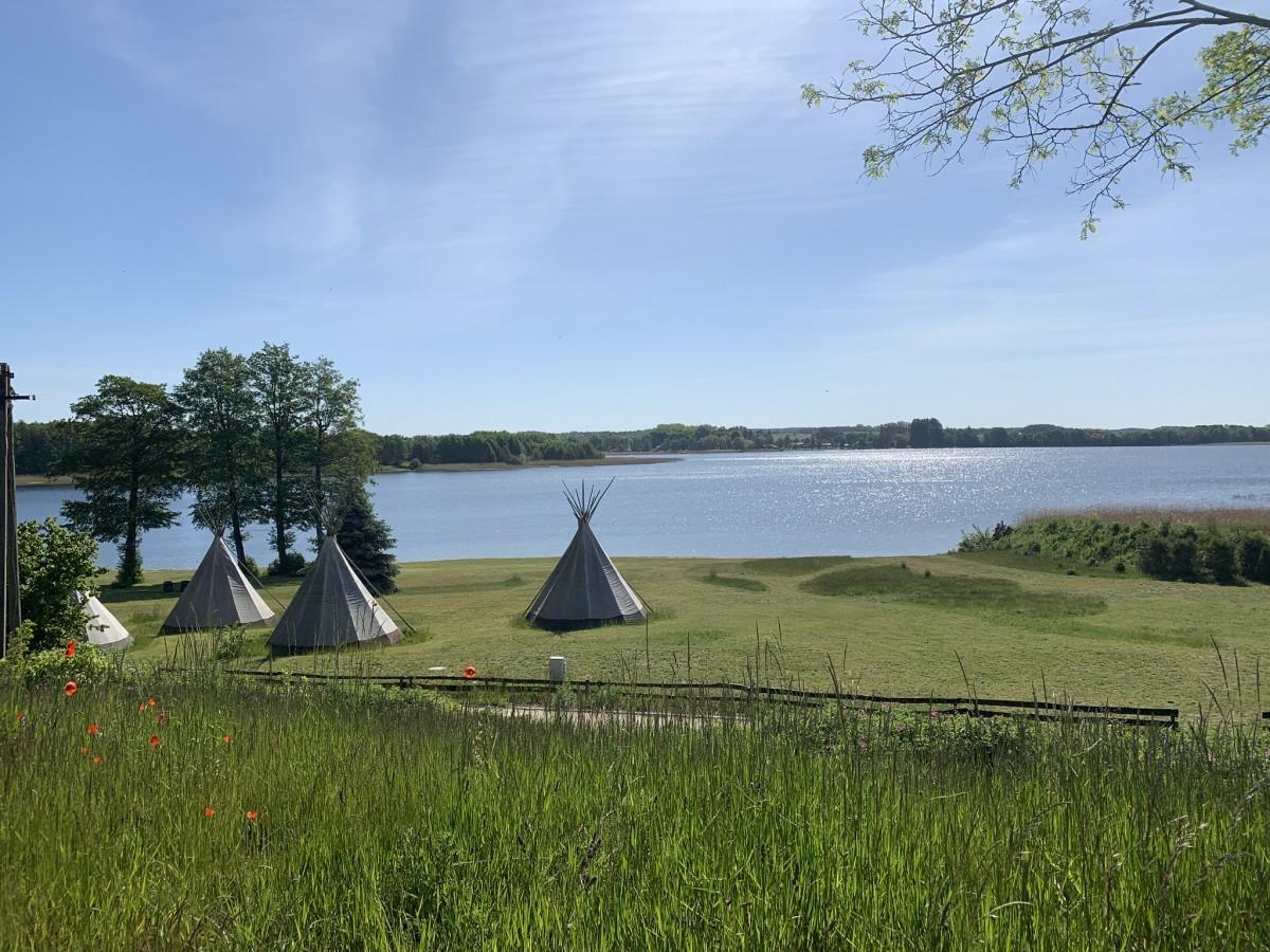 Zdjęcia: Jezioro Lubie , Drawsko , Jezioro Lubie , POLSKA