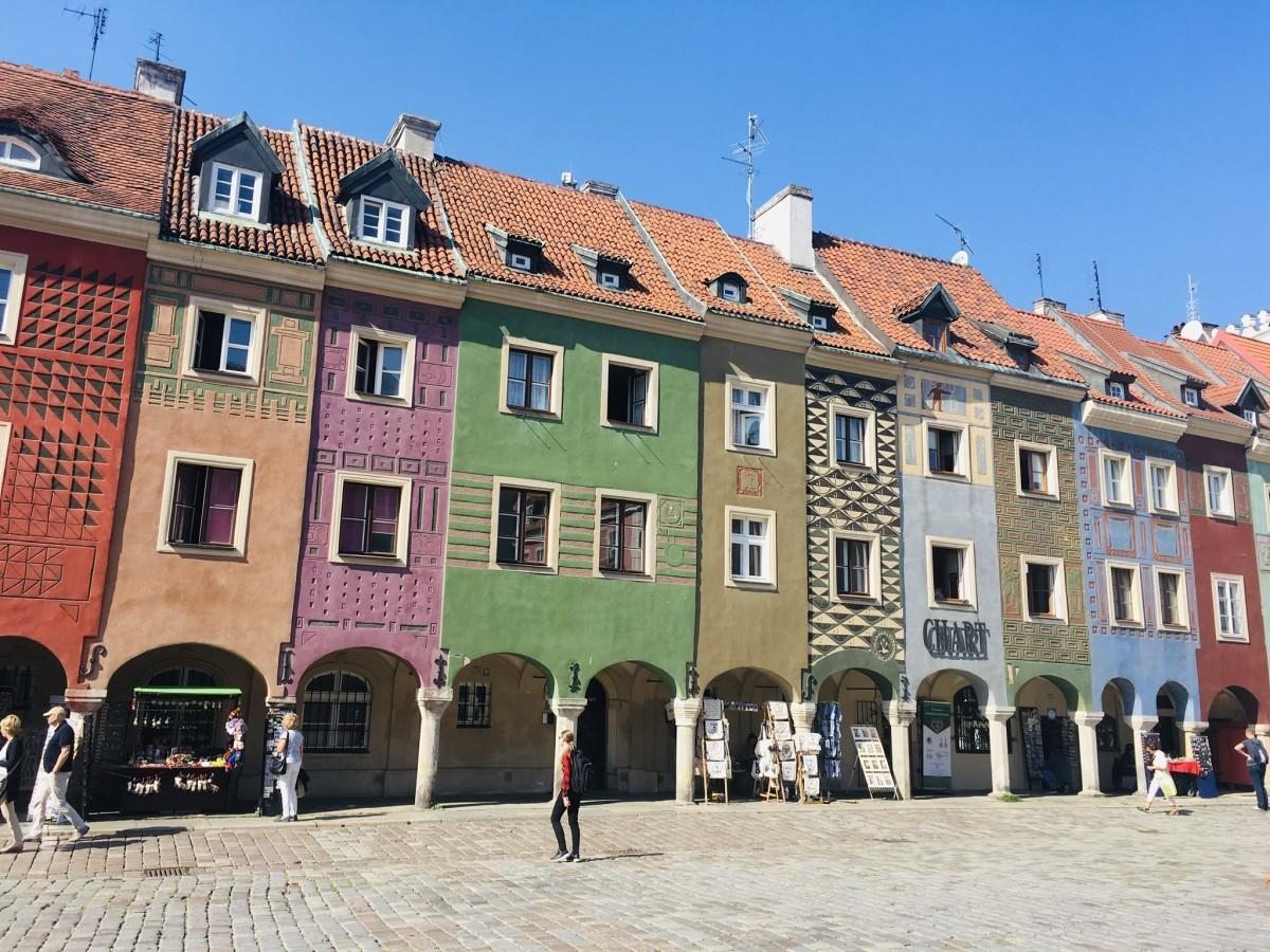 Zdjęcia: Poznań , Poznań , Rynek Poznań , POLSKA