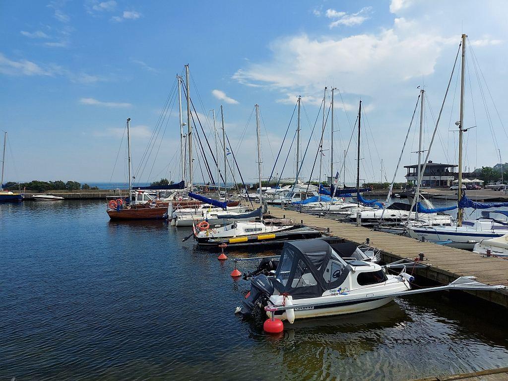 Zdjęcia: Puck, pomorskie, Port jachtowy, POLSKA