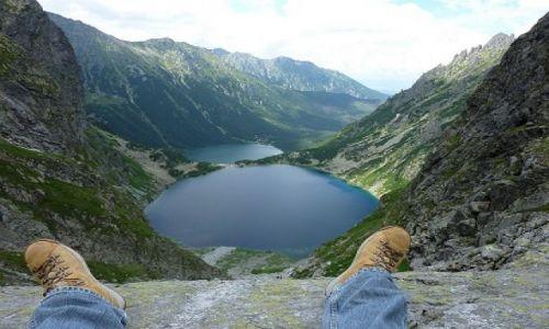 Zdjecie POLSKA / -Tatry / Rysy / Piekny widok