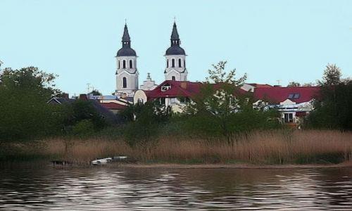 Zdjęcie POLSKA / Podlasie / Augustów / Na drugim brzegu Netty