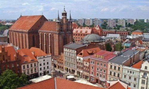 Zdjęcie POLSKA / kujawsko-pomorskie / Toruń / Toruń - stare i nowe...