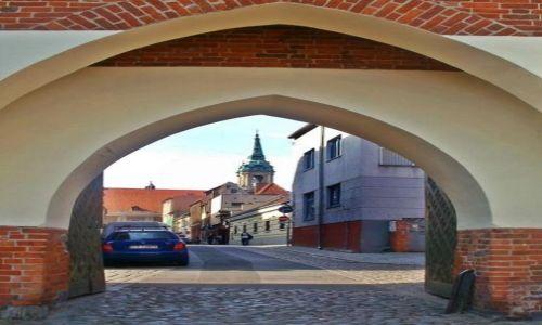 Zdjęcie POLSKA / kujawsko-pomorskie / Toruń / Starówka wita...