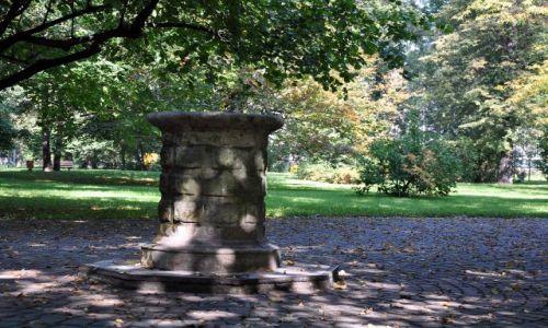 Zdjecie POLSKA / - / Gliwice / Gliwicka stara fontanna.