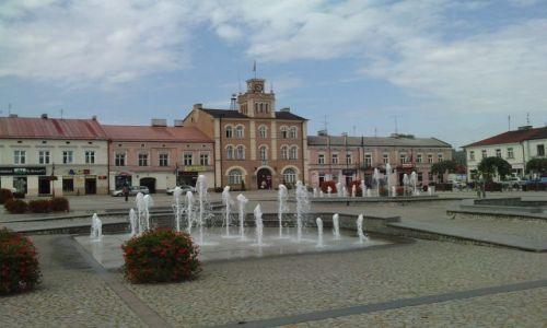 Zdjecie POLSKA / Mazowsze / Skierniewice / Skierniewice - rynek
