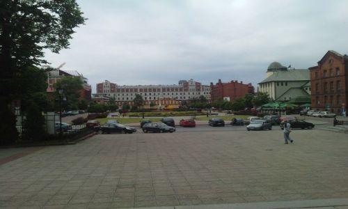 Zdjęcie POLSKA / Mazowieckie / Żyrardów / Plac Jana Pawła II
