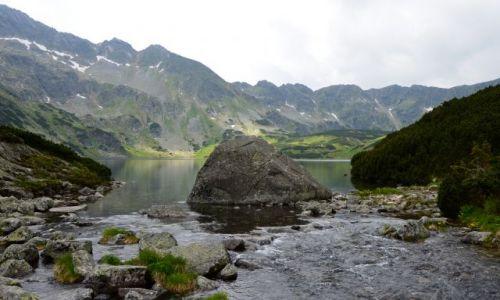 Zdjecie POLSKA / Tatry / Dolina 5-ciu Stawów / Nad Wielkim Stawem