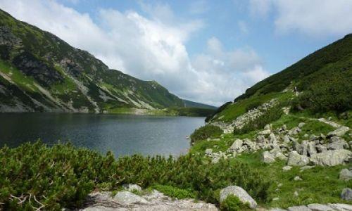 Zdjęcie POLSKA / -Tatry / Czarny Staw Gasienicowy / Niebieskim szlakiem